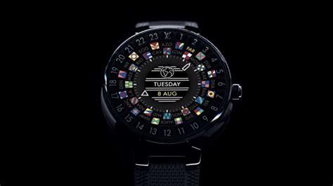 Jam Tangan Pintar Michael Kors louis vuitton turut hadir dengan jam tangan pintar