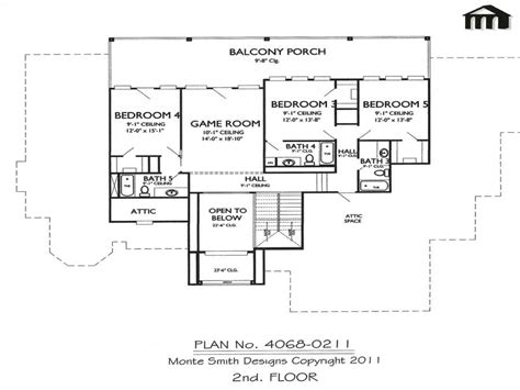 5 bedroom house plans 2 story free 5 bedroom house plans 2 story 5 bedroom house for