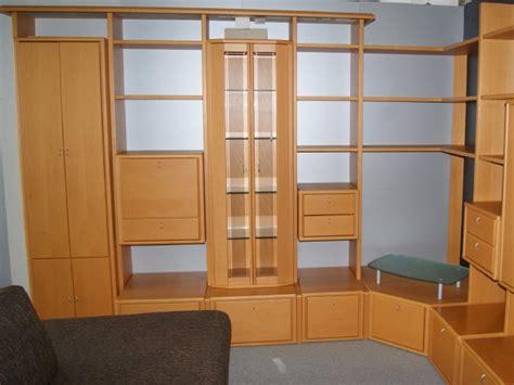 Wohnzimmerschrank Mit Kleiderschrank by Eck Stollen Wand Wohnzimmerschrank L Form Orig 9 834