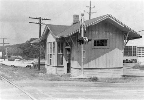 imperial missouri depot the frisco a look back at