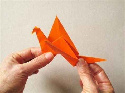 Kinds Of Origami - found paper 12 types to fold a bird which is best