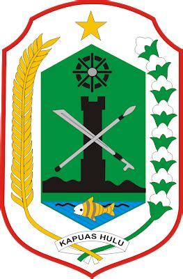 logo kabupaten kapuas hulu kumpulan logo indonesia