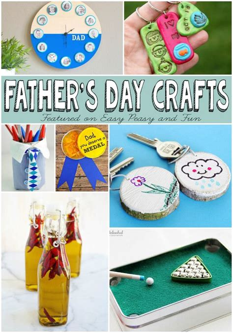fathers day kid crafts the world s catalog of ideas