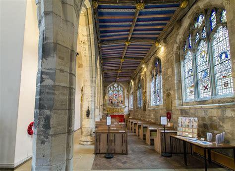 Grand York Interiors by Interior St Martin Le Grand Church 169 J Hannan Briggs