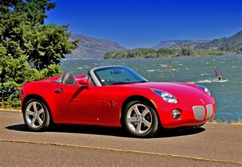 2006 Pontiac Solstice by 2006 Pontiac Solstice Pictures Photos Gallery Motorauthority