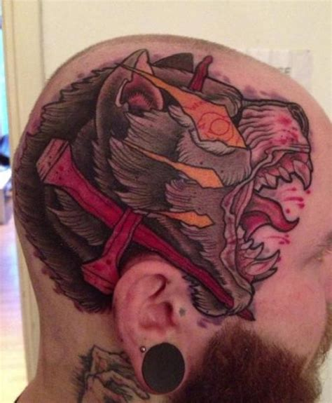tattoo prices fife old school wolf head tattoo meaning
