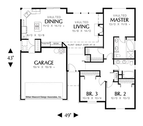 House Plans Mn | unique house plans mn 6 mascord house plans