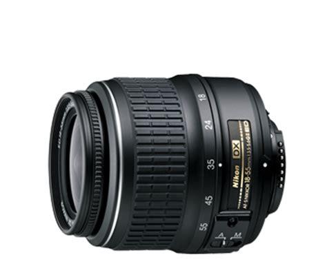 Lensa Nikon Afs 55 200mm Af S 55 200 Mm F4 56g Ed Dx Vr Ii af s dx zoom nikkor 18 55mm f 3 5 5 6g ed ii
