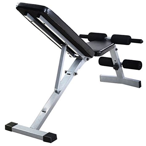 incline bench crunch goplus incline sit up bench foldable slant board ab crunch