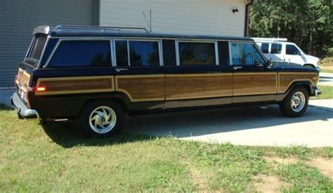 jeep grand limousine grand wagoneer limo lol jeepforum com