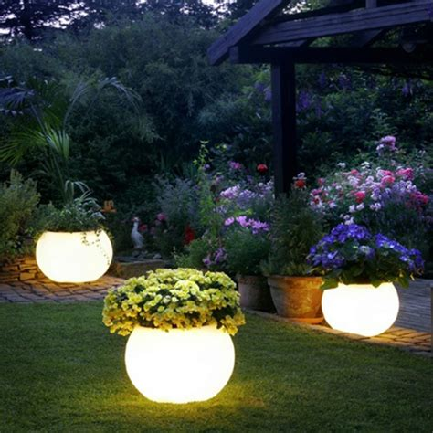 backyard solar lights 27 outdoor solar lighting ideas to inspire