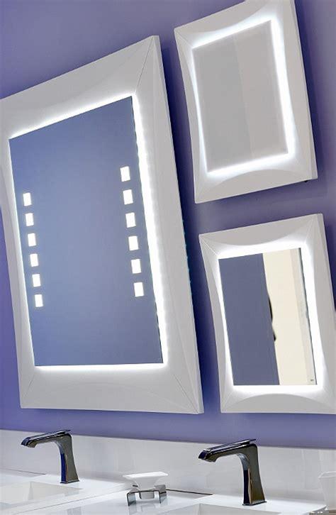 mirror light decobizz com ultra modern bathroom ideas by fir italia