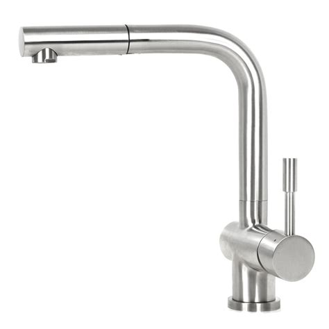 Kitchen Faucet Nozzle by Ariel Flamingo Stainless Steel Lead Free Pull Out Nozzle