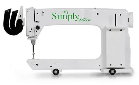 Hq Sixteen Quilting Machine by Hq Simply Sixteen 16 Inch Longarm Quilting Machine