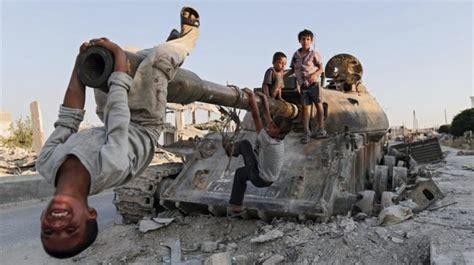 imagenes fuertes guerra en siria im 225 genes impactantes de siria antes y despu 233 s de los