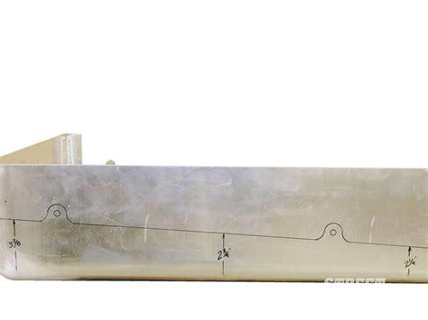 aluminum fan shroud fabrication fabricating a custom aluminum fan shroud rod network