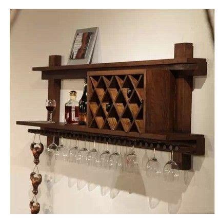 Modern Wall Wine Racks by Best 25 Wine Rack Wall Ideas On Wine Holder