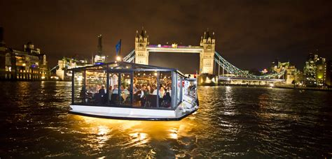 Thames River Cruise With Meal | thames dinner cruises