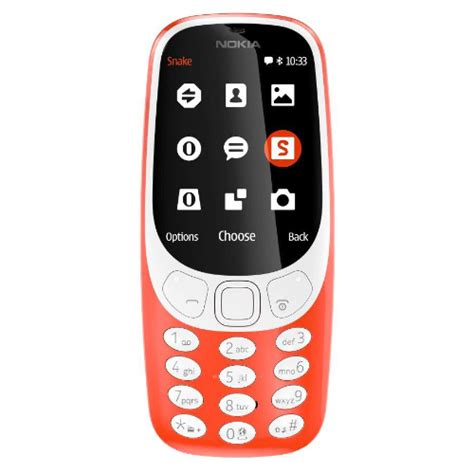 Nokia 3310 New Version The New Nokia 3310 Goes Official With Battery And A New Version Of Snake