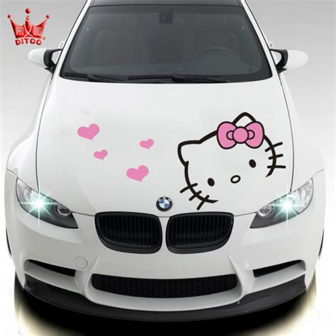 Sticker Hello Bmw car styling hello car sticker car stickers and decals for ford focus 2 bmw vw kia