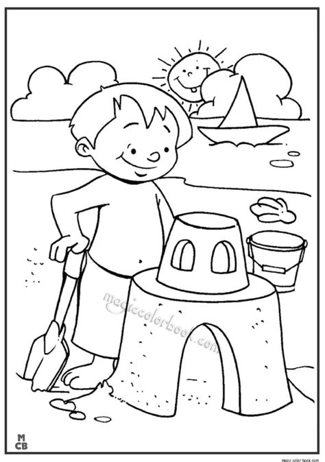90 coloring pages free summer summer coloring pages
