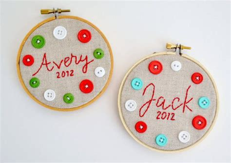 personalized christmas ornaments custom children s gift