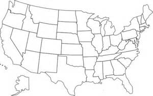 map of united states vector united states map with states clip at clker