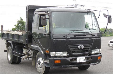 nissan ud bump truck 2004 used for sale