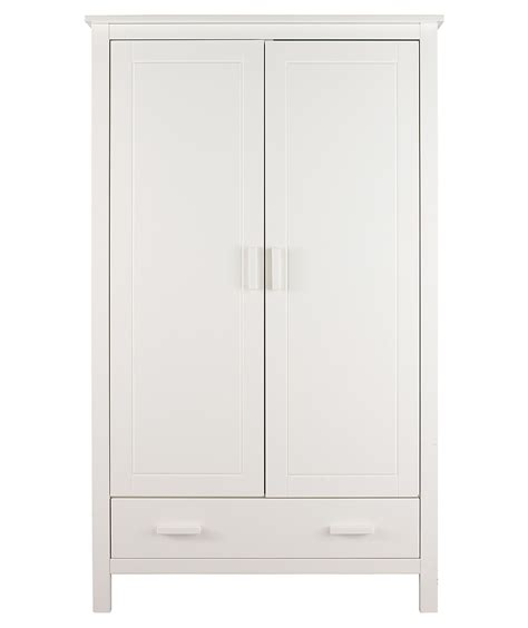 White Wardrobe Jamestown Wardrobe White By Mothercare Jamestown Wardrobe