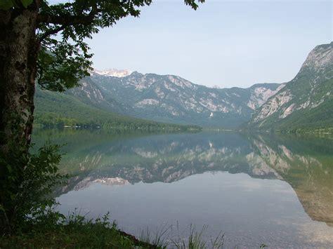 turisti per caso slovenia lago bohinj viaggi vacanze e turismo turisti per caso