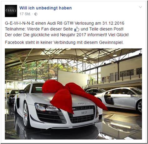 Audi Gewinnen by Du Wirst Den Audi Nicht Gewinnen Mimikama