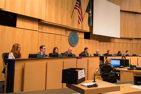City Of Seattle Records Council Bars Landlords From Using Criminal Records Seattle Met
