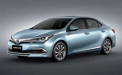 Toyota Corolla Hybrid Price Exclusive Toyota Corolla Hybrid To Launch This Year