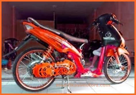 Modifikasi Mio Sporty Kuning by Mio Sporty Modifikasi Drag Kuning 2018 Modifikasimotorz