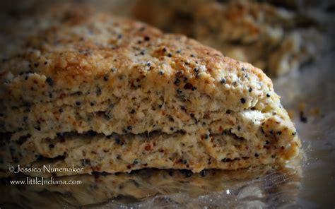 best scone best scones recipes lemon poppy seed scones paperblog