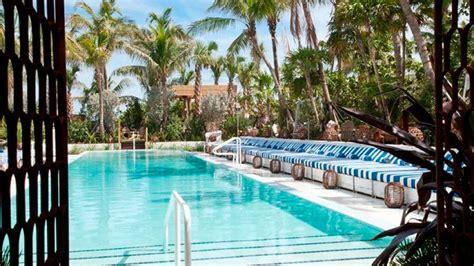 soho beach house miami best oceanfront hotels in miami beach south beach