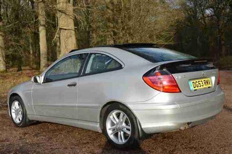 2004 Mercedes C180 Kompressor 2004 Mercedes C180 Kompressor Se Se Coupe Manual Car For Sale