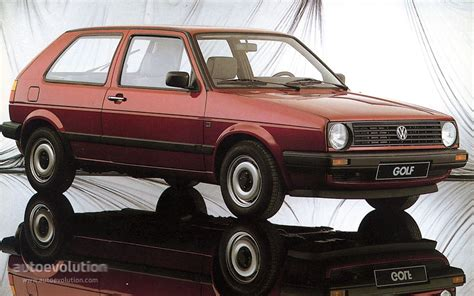 Golf 1 6 Auto Fuel Consumption by Volkswagen Golf 1 6 1986 Auto Images And Specification