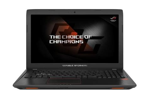 Laptop Asus Rog Strix Gl553 asus rog strix z270f gaming review introduction laptops