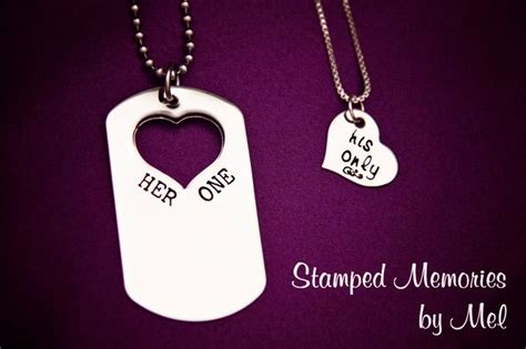 necklaces his and hers