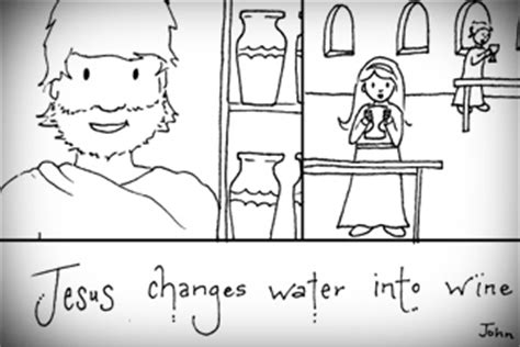 coloring pages jesus turns water into wine free coloring page downloads jesus turns water into wine