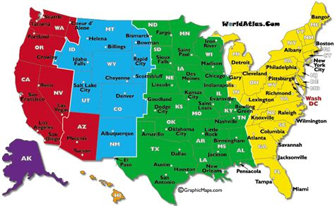 area code map usa time zones i want to visit all 50 states each for what they are best