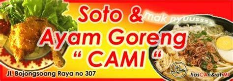 design banner ayam goreng sharing dari mas bayu langkah langkah membuka warung soto