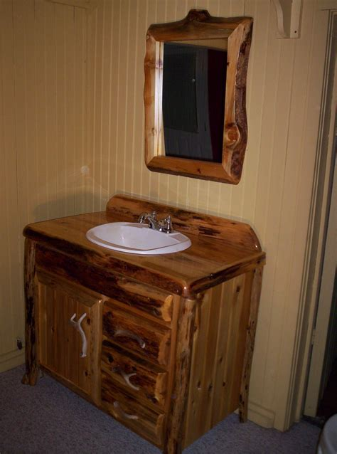 25 Rustic Bathroom Vanities To Make Your Bathroom Look Rustic Bathroom Vanity Ideas