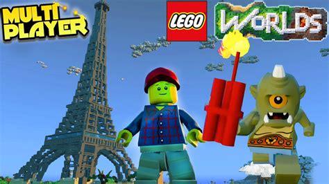 World Of Lego 9 lego worlds multiplayer build contest lego