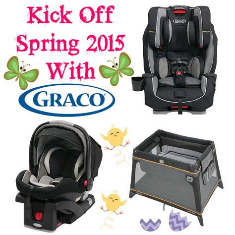 Graco Giveaway - kick off spring 2015 with graco giveaway us ends 4 10 annmarie john
