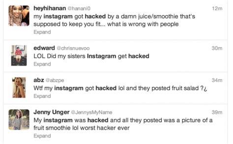 bio instagram return mysterious instagram fruit hack returns