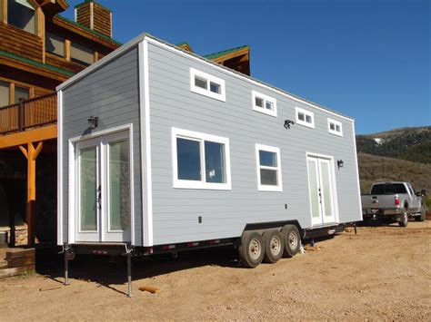 when was the house built park city by valley tiny homes tiny living
