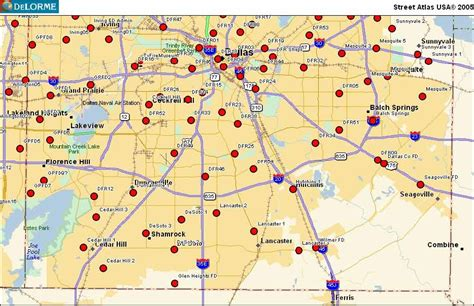 map of houston fire department stations fire department information scanning the dallas fort worth area