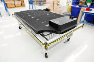 Electric Cars Battery Size Tesla Model S The Battery Pack Roadshow